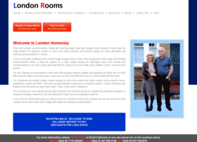 londonhomestay.co.uk