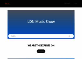 londoninternationalmusicshow.com