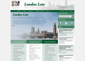 londonlaw.co.uk