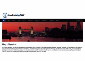 londonmap360.com