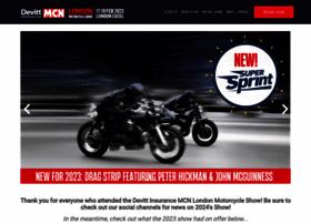 londonmotorcycleshow.com