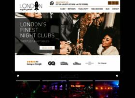 londonnightguide.com