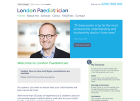 londonpaediatrician.org