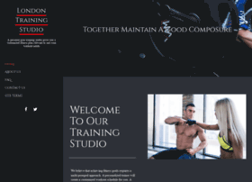 londonpersonaltrainingstudio.com