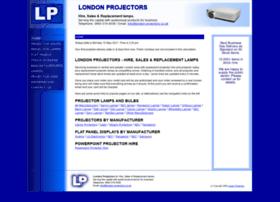 londonprojectors.co.uk