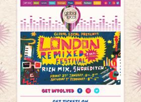 londonremixedfestival.com