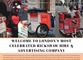 londonrickshawmedia.com