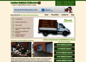 londonrubbishcollectors.com