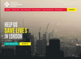londonsairambulance.co.uk