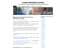 londonsamedaycouriers.wordpress.com