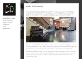 londonschoolofdesign.org