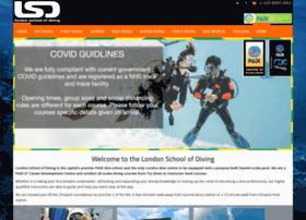 londonschoolofdiving.com