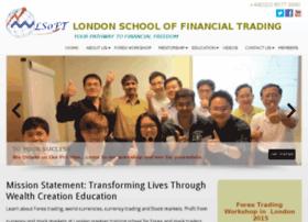 londonschooloffinancialtrading.com