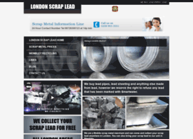 londonscraplead.co.uk