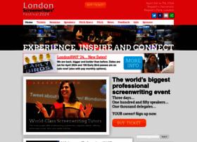 londonscreenwritersfestival.com
