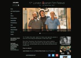 londonspanishfilmfestival.com