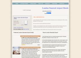 londonstanstedairporthotels.com