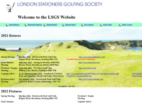 londonstationersgolf.org.uk