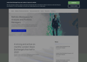 londonstockexchangegroup.com