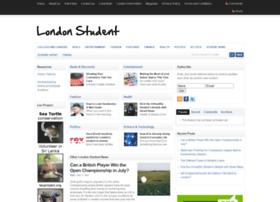 Londonstudent.co.uk