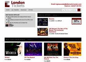 londontickets.uk.com