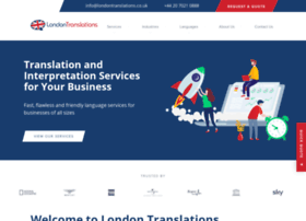 londontranslations.co.uk