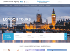 londontravelagency.co.uk
