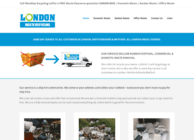 londonwasterecycling.com