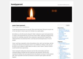 lonelyparent.wordpress.com