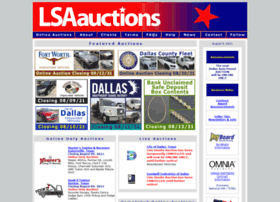 lonestarauctioneers.com