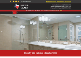 lonestarglass.com