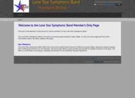 lonestarsymphonicband.wildapricot.org