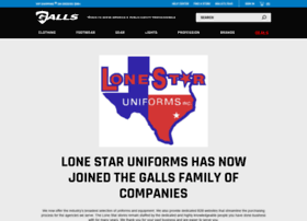 lonestaruniforms.com
