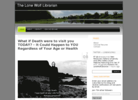 lonewolflibrarian.wordpress.com