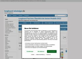 longboard-einsteiger.de