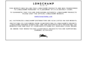 longchampshopaustralia.com