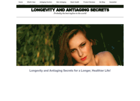 longevity-and-antiaging-secrets.com