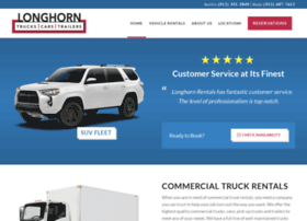 longhorncartruckrentals.com