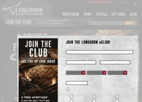 longhornlunch.com