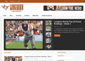 longhornscoop.com