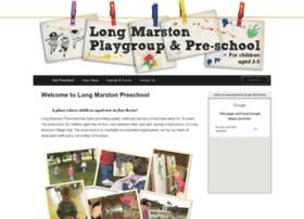longmarstonplaygroup.co.uk