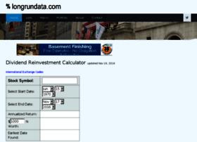 longrundata.com