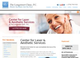 longstreetlaser.com
