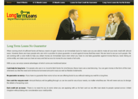 longtermloansnoguarantor.co.uk