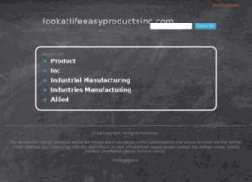 lookatlifeeasyproductsinc.com