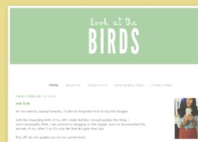 lookatthebirds.com