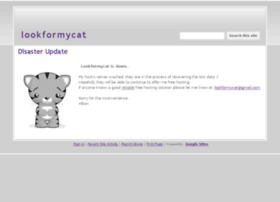 lookformycat.com