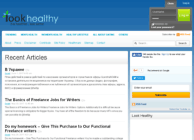 lookhealthy.org