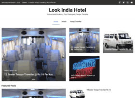 lookindiahotel.com