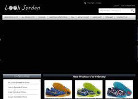 lookjordans.com